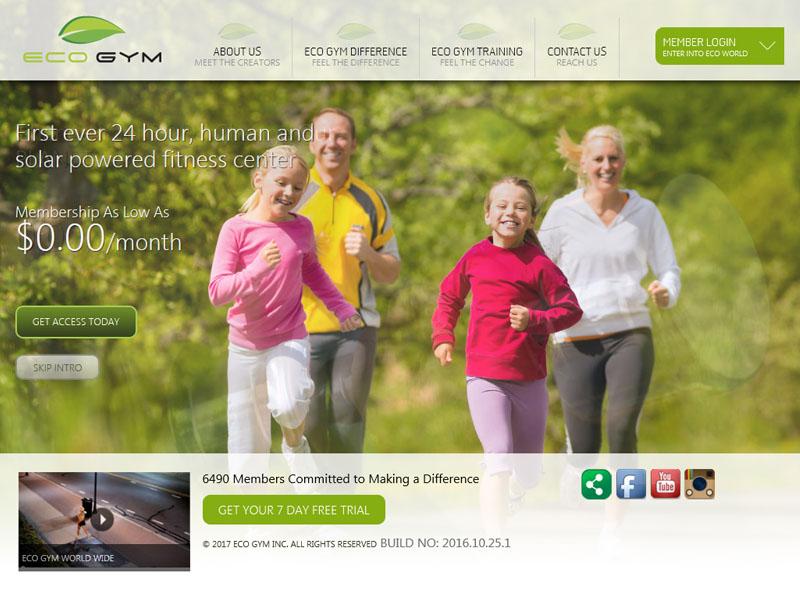 Eco Gym Worldwide