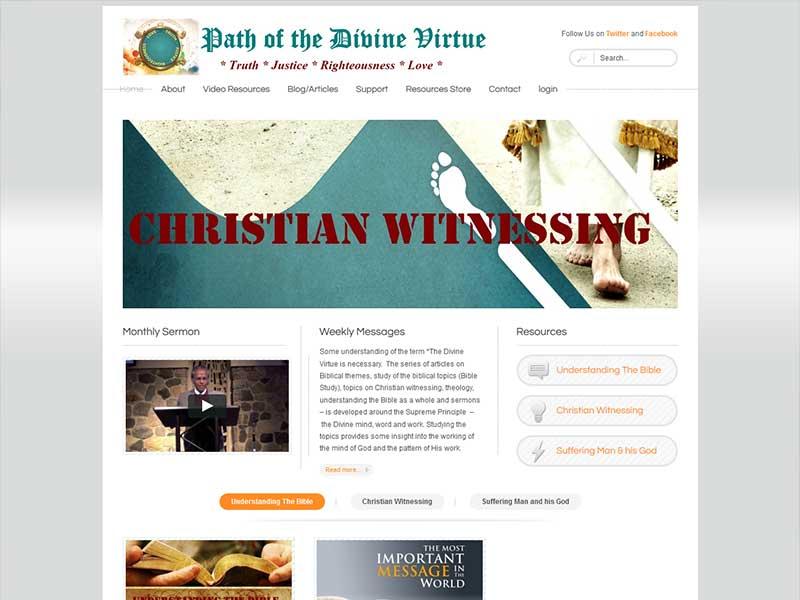The Divine Virtue